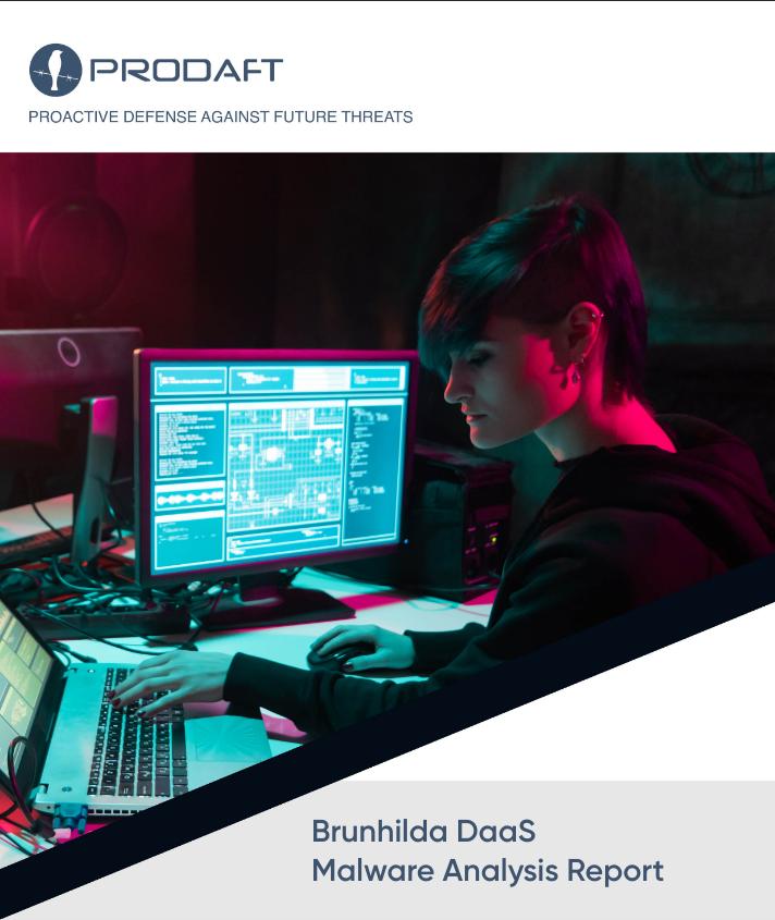 [BRUNHILDA] DaaS Malware Analysis Report
