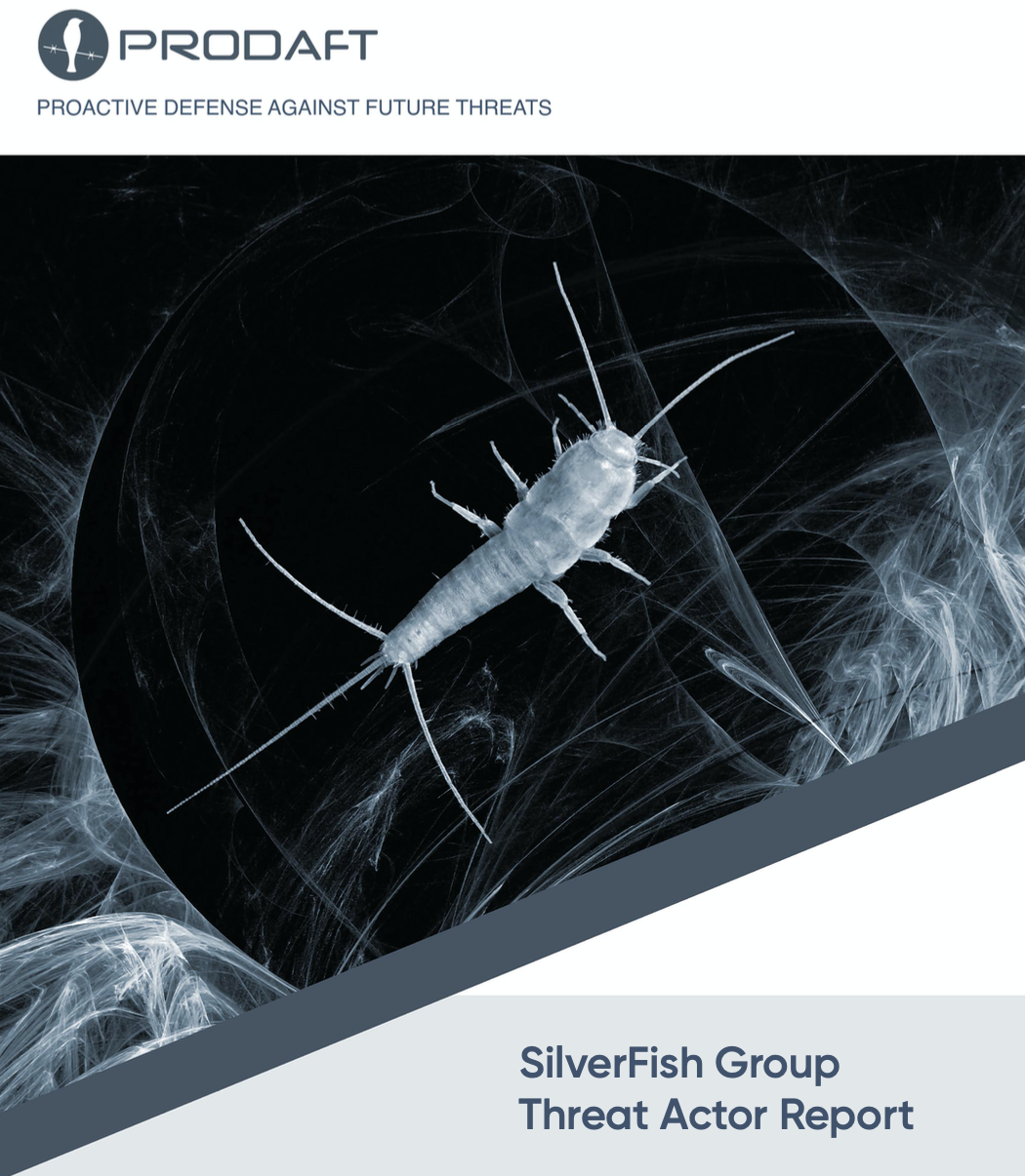 [SILVERFISH] Global Cyber Espionage Campaign Case Report